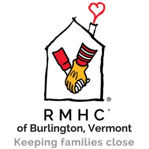 RMHC of Burlington, Vermont Logo