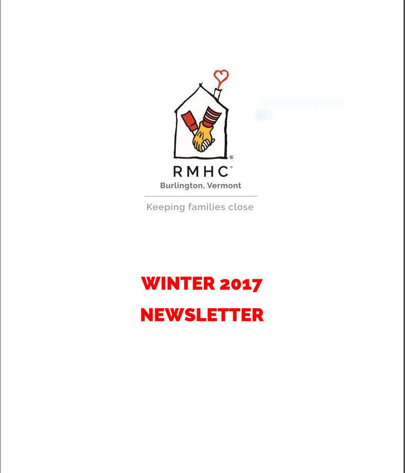 Winter Newsletter 2017 Photo