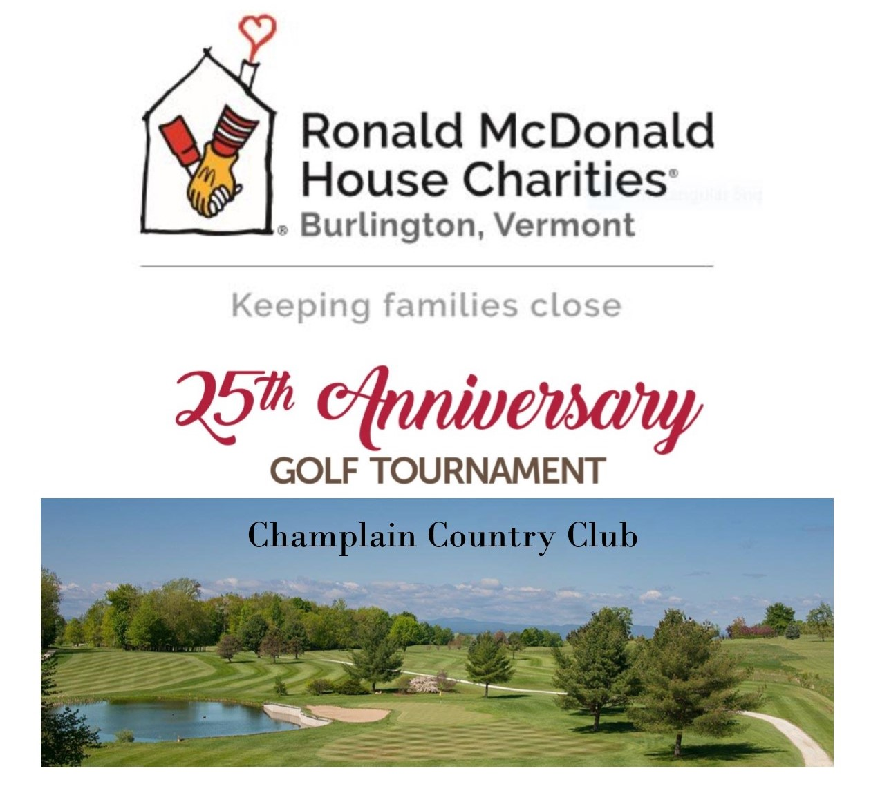25th Anniversary Golf Tournament Photo
