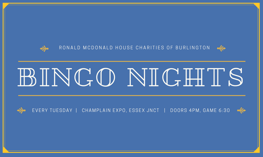 RMHC Bingo Nights