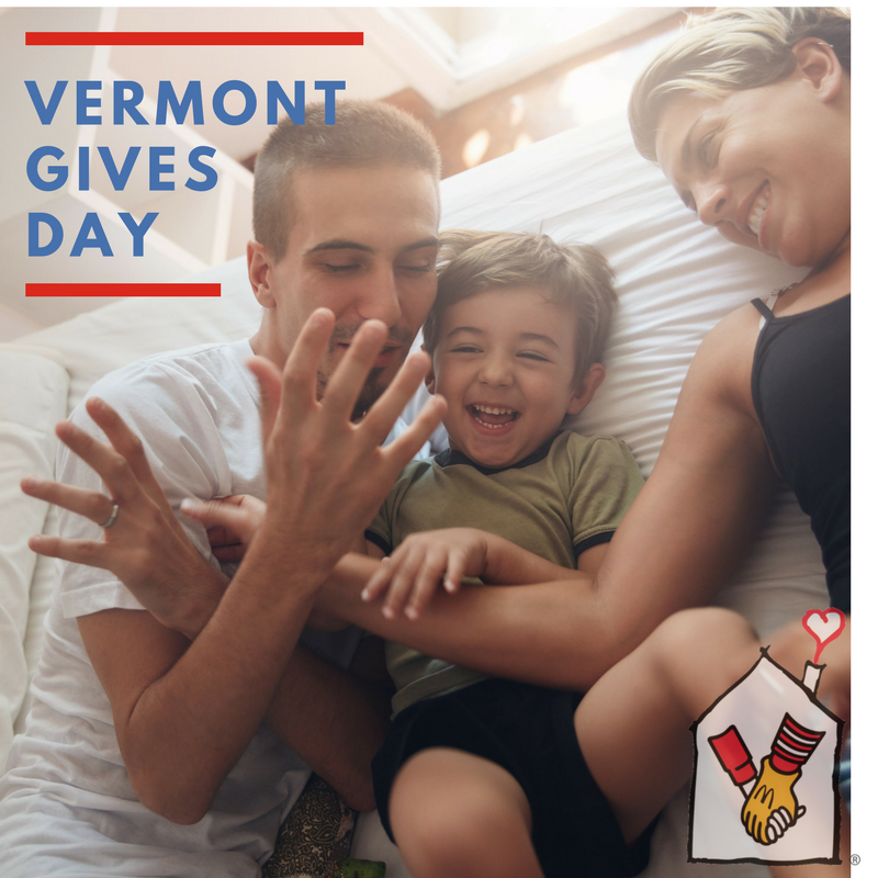 Vermont Gives Day Photo